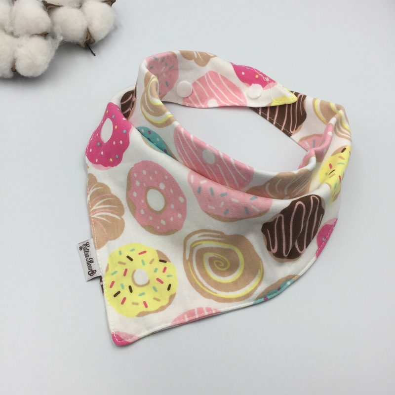 New Bandana Baby Bibs Slobber Triangle Burp Cloths Toddler Boys Girls Saliva Scarf Baby Feeding Accessories Things for Baby(China)