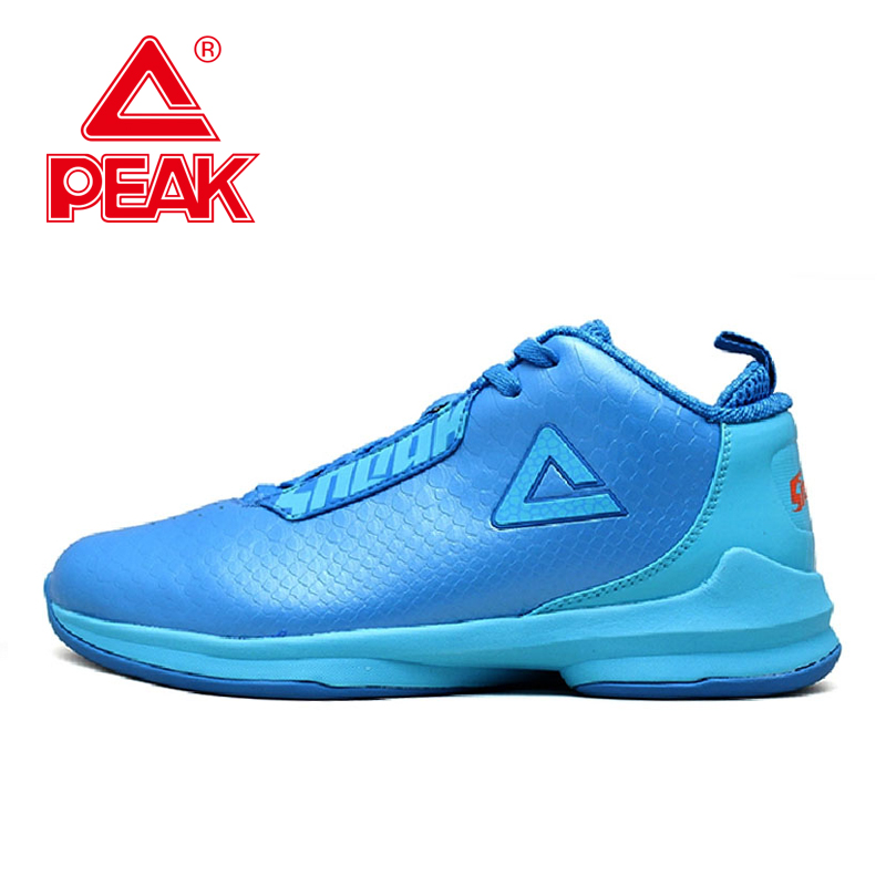 PEAK SPORTS Men Training Cushioning Athlet Basketball Shoes Waterproof Sports Sneaker E42061A Free Shipping training shoes
