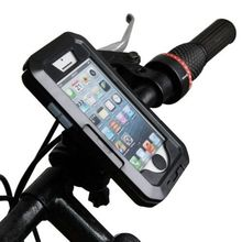 Waterproof Motorcycle Phone Holder For iPhone X, 8, 7, 6S and more