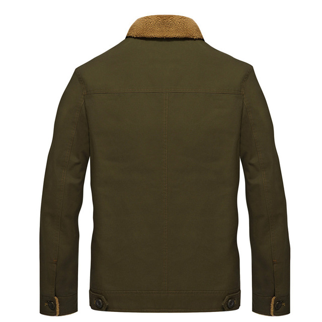New Winter Bomber Jacket Army Tactical Jackets 2