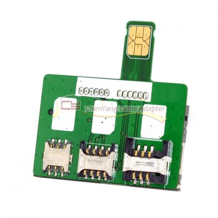 10 pcs SIMActivationTools Convertisseur De Carte à Carte À Puce IC Carte Extension pour Carte Standard Micro SIM et Nano SIM Carte Adaptateur Kit