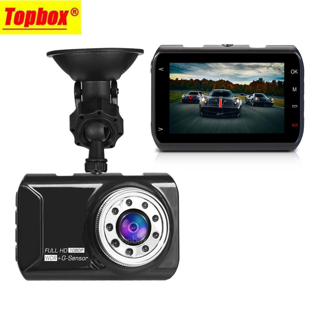 Prix pour D'origine Novatek 96223 Voiture DVR Voiture Caméra Dash cam 3 pouces 1080 P 170 Degrés Grand Angle Vidéo Registrator G-capteur Nuit Vision