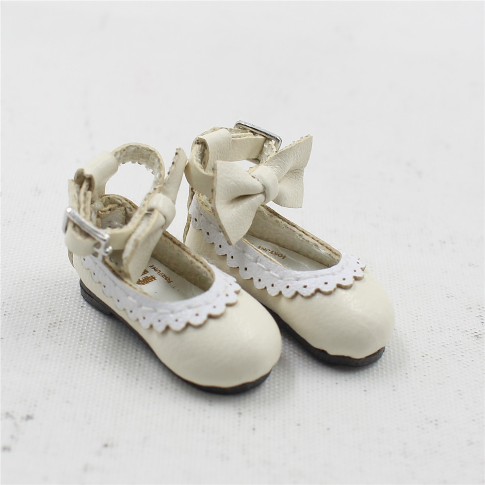 Neo Blythe Doll Designer Shoes with Bow 14