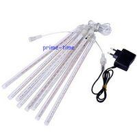 50cm 30cm 8 Tubes LED Meteor Shower Rain Lights Icicle Snow Raindrop Lamp For Christmas Waterproof
