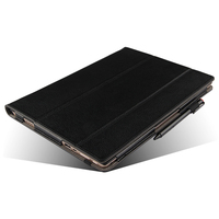High Quality Luxury Genuine Real Leather Skins Flip Stand Sleeve Cover Bag Case For Lenovo MIIX5