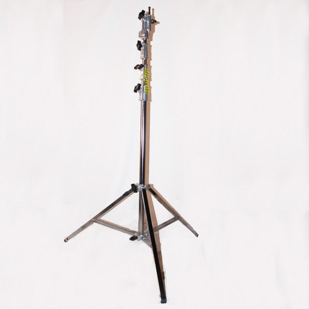 4m Studio Combo Stand Tripod Load 20kg for Light 2k 5k HMI