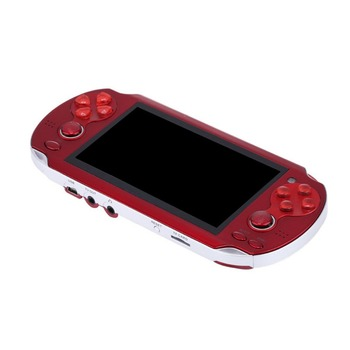 8GB 4.3 inch handheld children's Games Machine Draagbar puzzle color screen mini game console