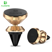 FLOVEME 360 Magnetic Car Phone Holder GPS Navigator Bracket For iPhone Samsung Stand Holders Support For Phone Pop Car-styling