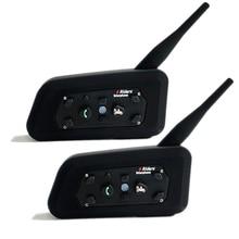 цена на helmet bluetooth headset bluetooth intercom for motorcycle helmet headsets BT Wireless intercomunicador interphone intercom moto
