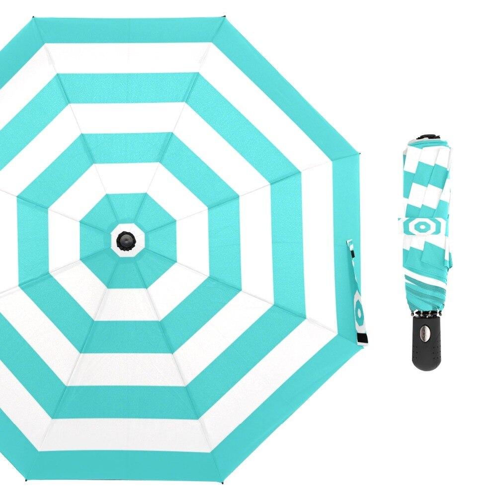 Susino plage Style voyage parapluie coupe-vent pluie Compact Auto ouvrir fermer extérieur parapluies pour femmes hommes cadeau