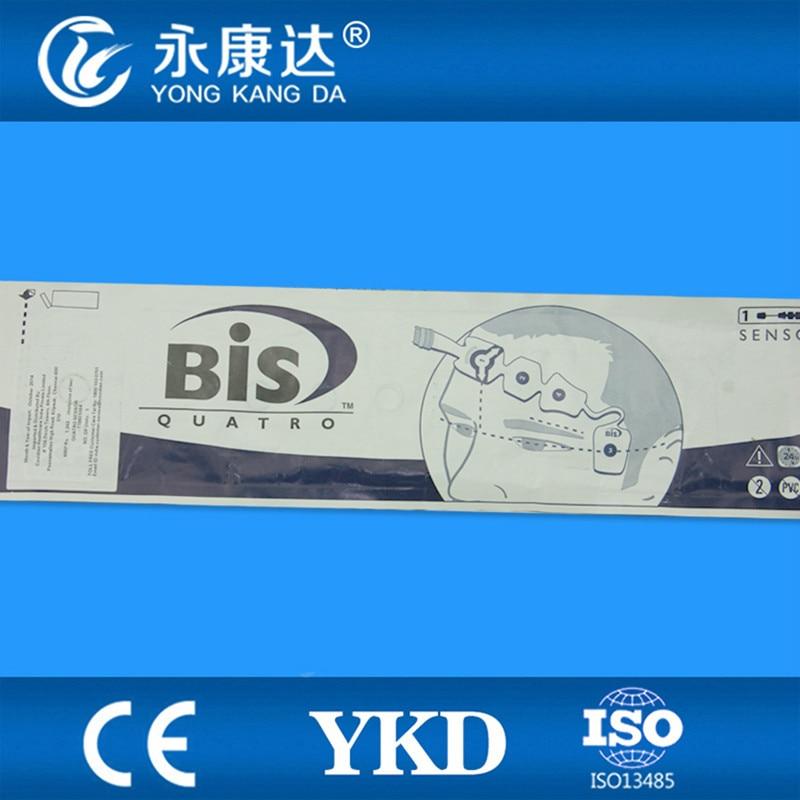 Original Adult BIS Sensor 1 brain electrode sensor, One-off disposable Adult BIS sensor electrodes, Free ShippingOriginal Adult BIS Sensor 1 brain electrode sensor, One-off disposable Adult BIS sensor electrodes, Free Shipping