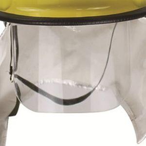 Image 4 - Gratis Verzending Fire Fighter Rescue Helm Cap Capf Beschermende Bril Brand Hoed