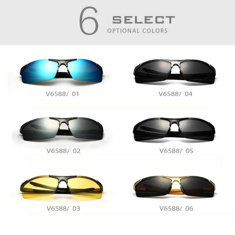 86c90ffe11 VEITHDIA Aluminum Magnesium Men s Sunglasses Polarized Coating Mirror Sun  Glasses oculos Male Eyewear Accessories ...