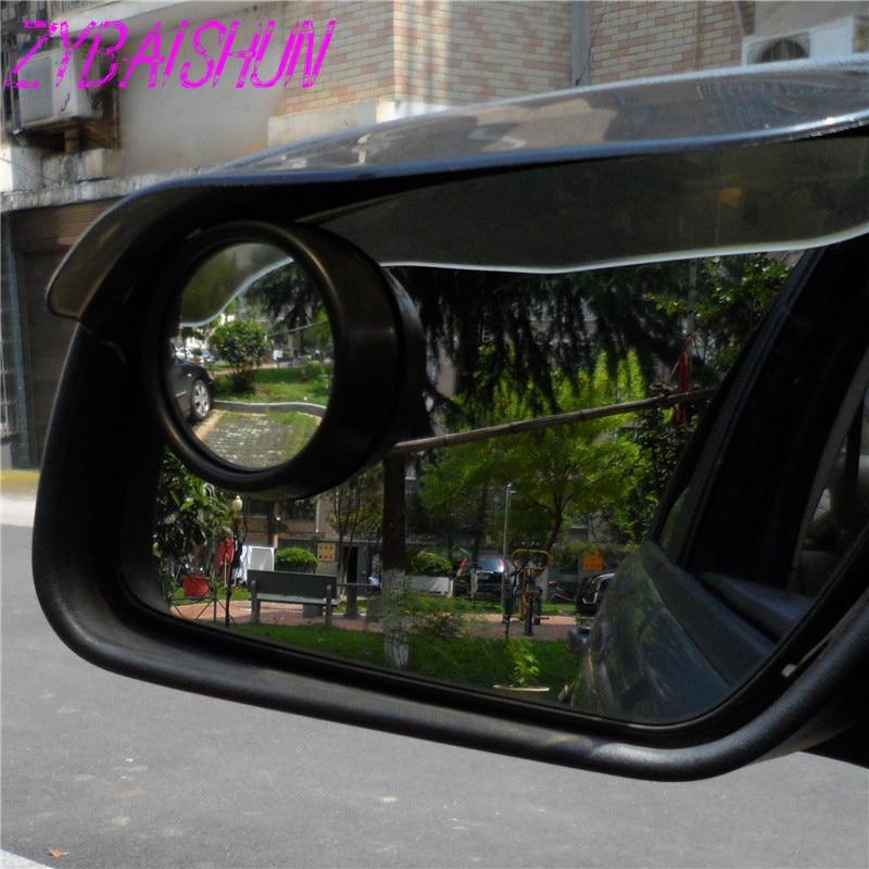 2 шт.. Драйвер 2 Боковая Широкий выпуклый автомобилей автомобиля зеркало Blind Spot Авто заднего вида для Kia Rio K2 K3 K5 K4 cerato, soul, Forte, sportag