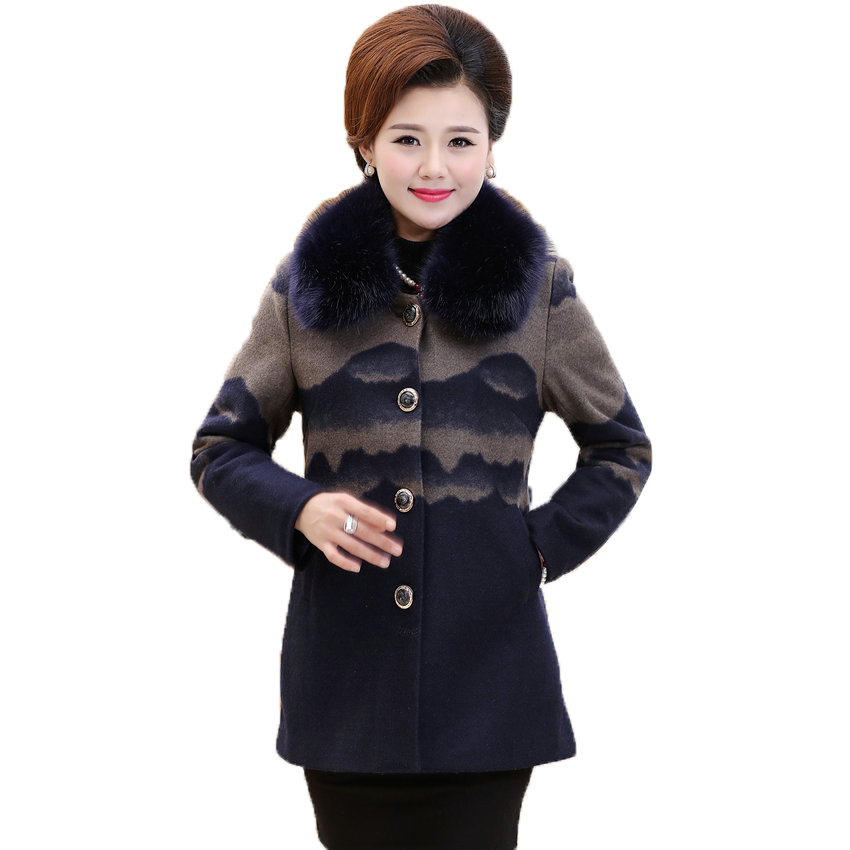 Ladies Peacoat Promotion-Shop for Promotional Ladies Peacoat on ...