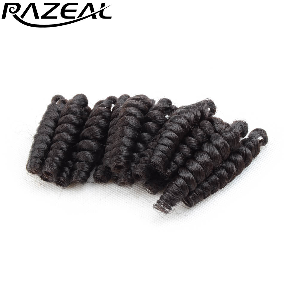6inch Toni Curl Razeal Synthetic Braiding Hair Curly ...