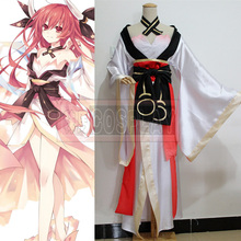 Free Shipping Custom-made Anime Date A Live Deto A Raibu Kotori Itsuka Kimono Cosplay