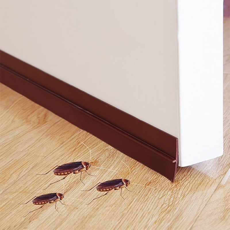 Silicone Self Adhesive Weather Stripping Under Door Draft