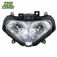 For 00-03 Suzuki K1 GSXR600 GSXR750 GSX-R 600 750 Motorcycle Front Headlight Head Light Lamp Headlamp Assembly 2004-2005 free shipping motorcycle front headlight front headlamps assembly for suzuki gsxr600 gsxr750 k4 04 05 year