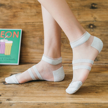 Lace Ankle Women Socks Harajuku Fashion Girls Sock 1 Pair Thin Summer Kawaii