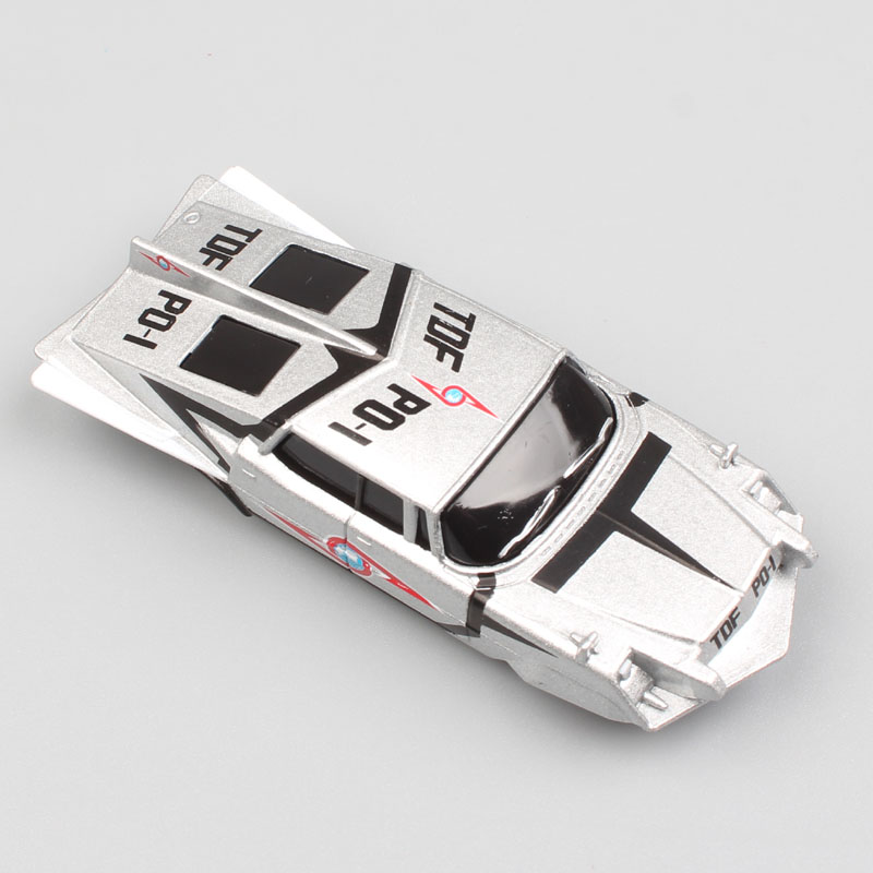 1:64 Scale SUNTORY Ultraman 45th Hawk TDF Special Patrol Cars Pointer PO-1 Subaru Leone Vehicle Diecast Models Toy For Baby Kids