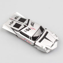 1:64 Scale SUNTORY Ultraman 45th Hawk TDF Special Patrol Cars Pointer PO-1 subaru leone vehicle diecast models toy for baby kids(China)