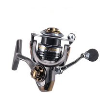 High Speed Fish Spinning Reel Baitcasting 7.0:1 5+1 Ball Bearing Upgraded HS2000 3000 5000 Series Lightweight Fishing Coils