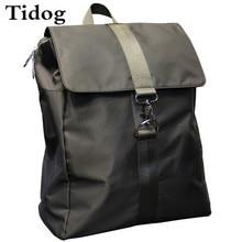 Tidog корейский Оксфорд ткань мешок студенты мужчины отдыха и путешествий рюкзак