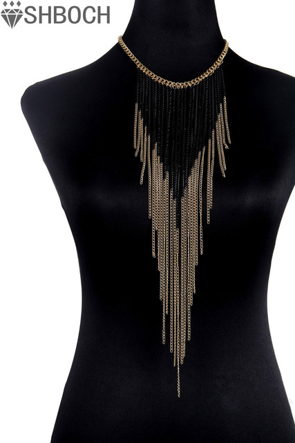 Chain Rain Body Jewelry