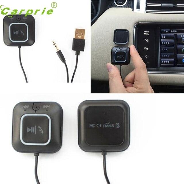 Nova Chegada 3.5mm NFC Receptor de Música Do Carro Do Bluetooth AUX Áudio Estéreo Adapter w/Mic or27