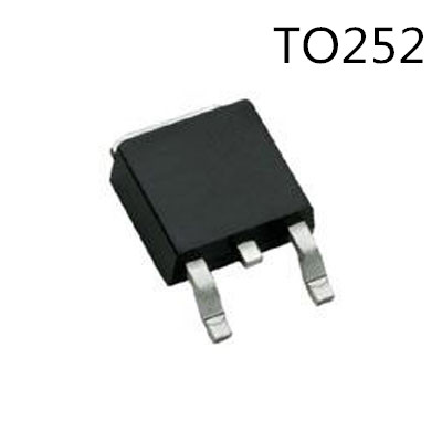2pcs CR5AS-12 CR5AS 12 TO-252 Integrated Circuit