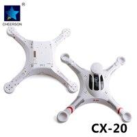 C heerson CX-20 CX20 RC Q Uadcopterอะไหล่CX-20ปก