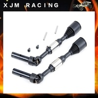 New CVD Stretch Drive Shaft Set Fit HPI KM ROVAN Baja 5B SS 5T King