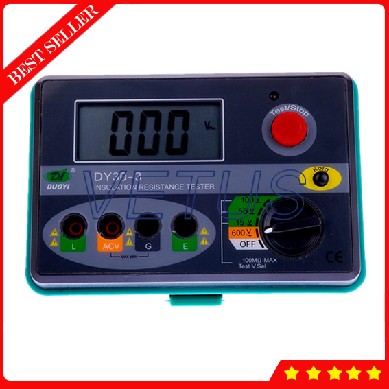 DY30-3 Digital Megger Tester Price for Insulation Resistance TesterDY30-3 Digital Megger Tester Price for Insulation Resistance Tester