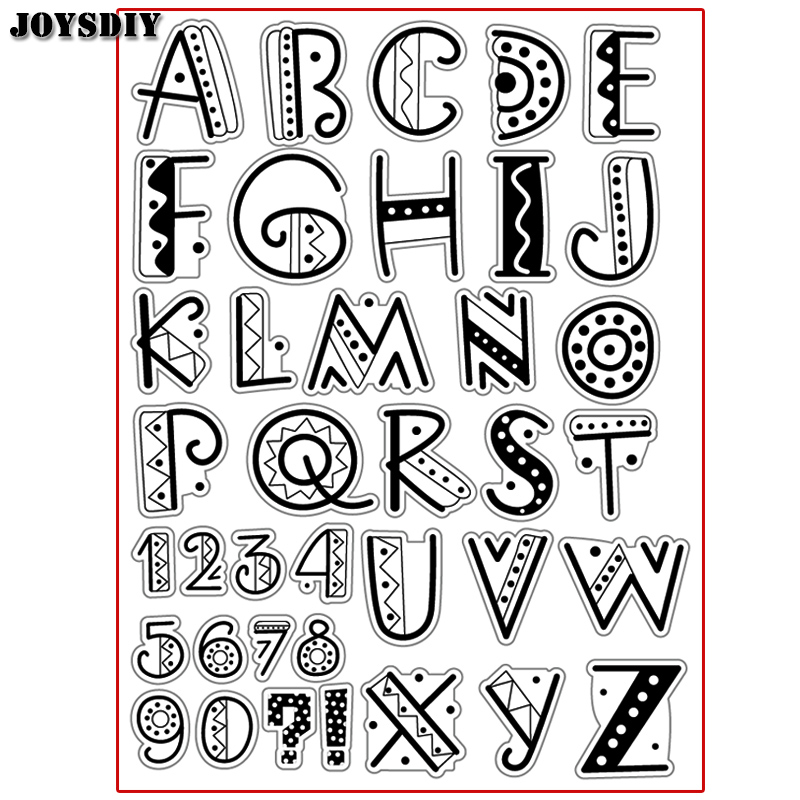 CUTE NEW DESIGN ALPHABET NUMBER Scrapbook DIY photo cards account rubber stamp clear stamp transparent Handmade card stamp scrapbook diy photo cards account rubber stamp clear stamp transparent stamp ancient lady hanger mirror paris 14x18cm sd136