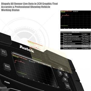 Image 5 - Autek IFIX969 OBDII scanner automobilistico Airbag ABS SRS SAS EPB ripristino olio TPMS sistema completo professionale ODB OBD2 strumento diagnostico