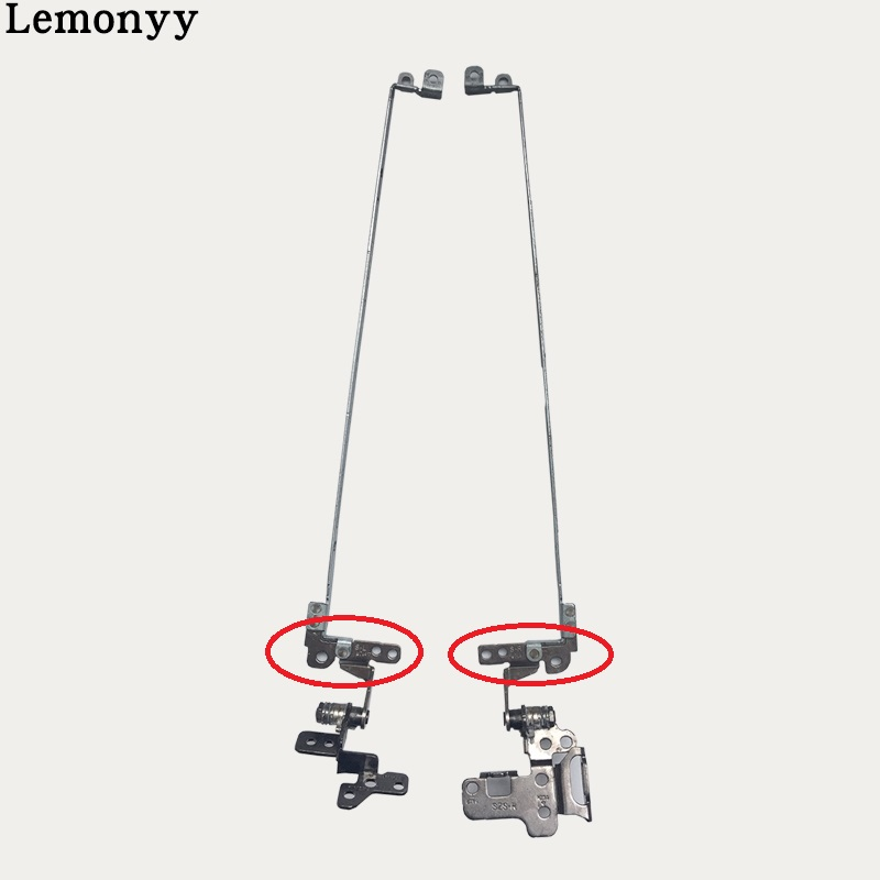Laptop LCD LED Hinge For Acer Aspire One 722 AO722 AM012000400 AM012000500 Hinges Left + Right