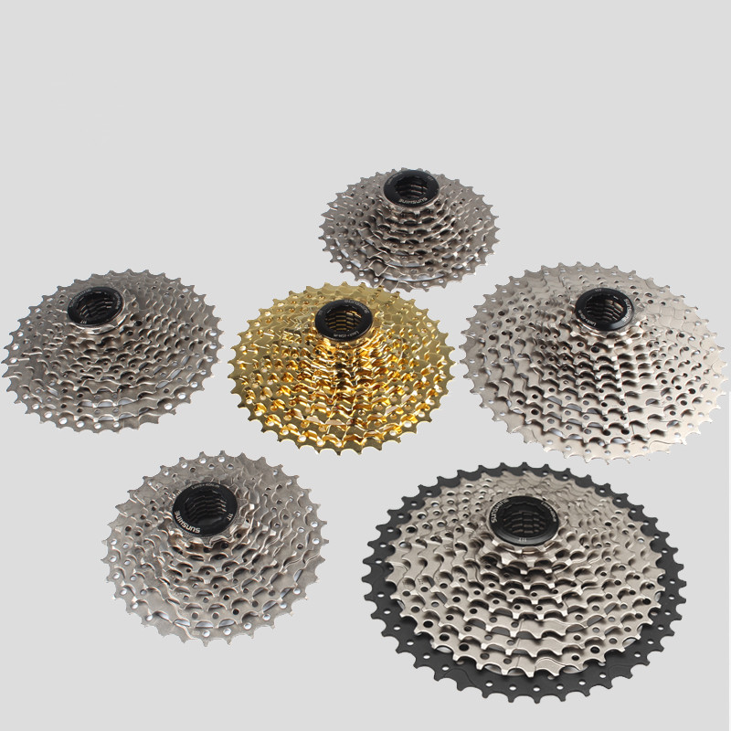 MTB mountain bike Bicycle 8/9/10/11 Speed 50T flywheel freewheel cassette 24/27/30 bicycle mtb freewheel 11 32t 36t 40t 42t 46t 50t sprockets 8 9 10 11 speed cassette mountain bike flywheel cog