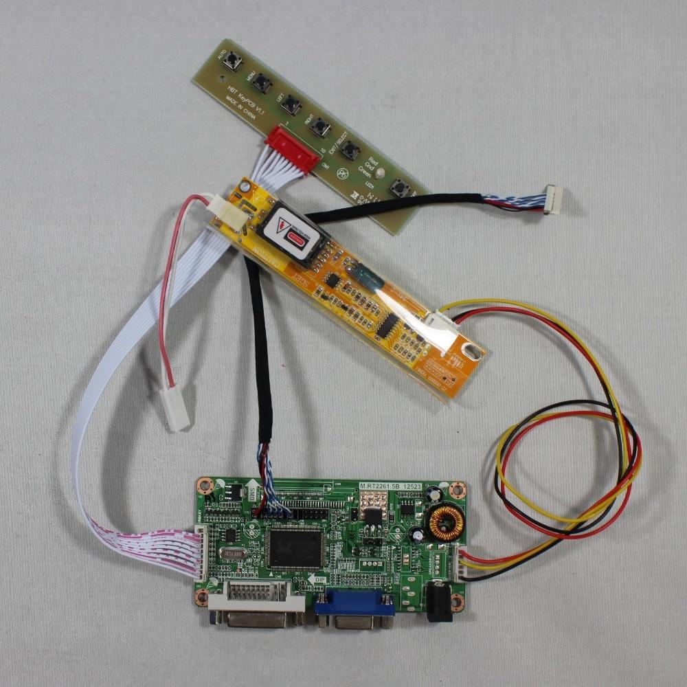 DVI VGA LCD controller board  for 12.1inch LTD121EX1R 1280x768 lcd panel материнская плата asus h81m r c si h81 socket 1150 2xddr3 2xsata3 1xpci e16x 2xusb3 0 d sub dvi vga glan matx