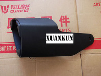 XUANKUN BJ600GS BN600 Left Silencer Trim Cover / Right Exhaust Pipe Trim Cover