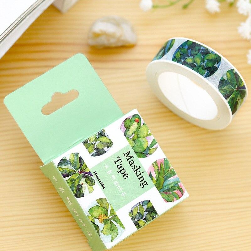 2016 New Printing Japanese Washi Tape Office Adhesive Scrapbooking