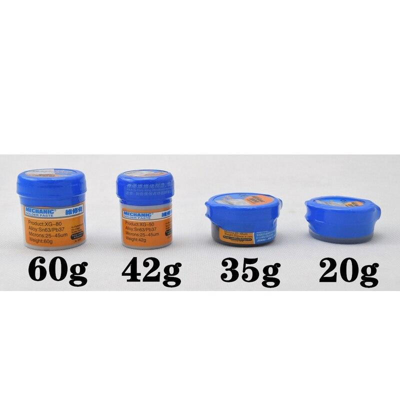 1 Pc Liquid Flux font b Solder b font Paste XG 50 XG 30 XG 40