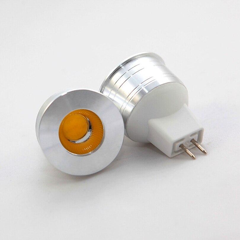 YRANK LED Spotlights Indoor Lighting Mini MR11 5W COB LED