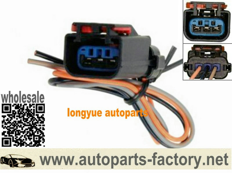 popular dodge wiring harness buy cheap dodge wiring harness lots longyue 2pcs ignition coil connector wiring harness case for wells dodge caravan grand caravan 1998