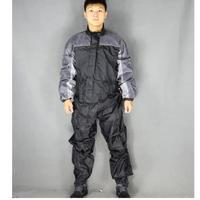 L 3XL Men's Motorcycle Jersey One piece Raincoat Single Motorcycle Raincoat Repairman Jumpsuit Male Overalls Big Size Clothing