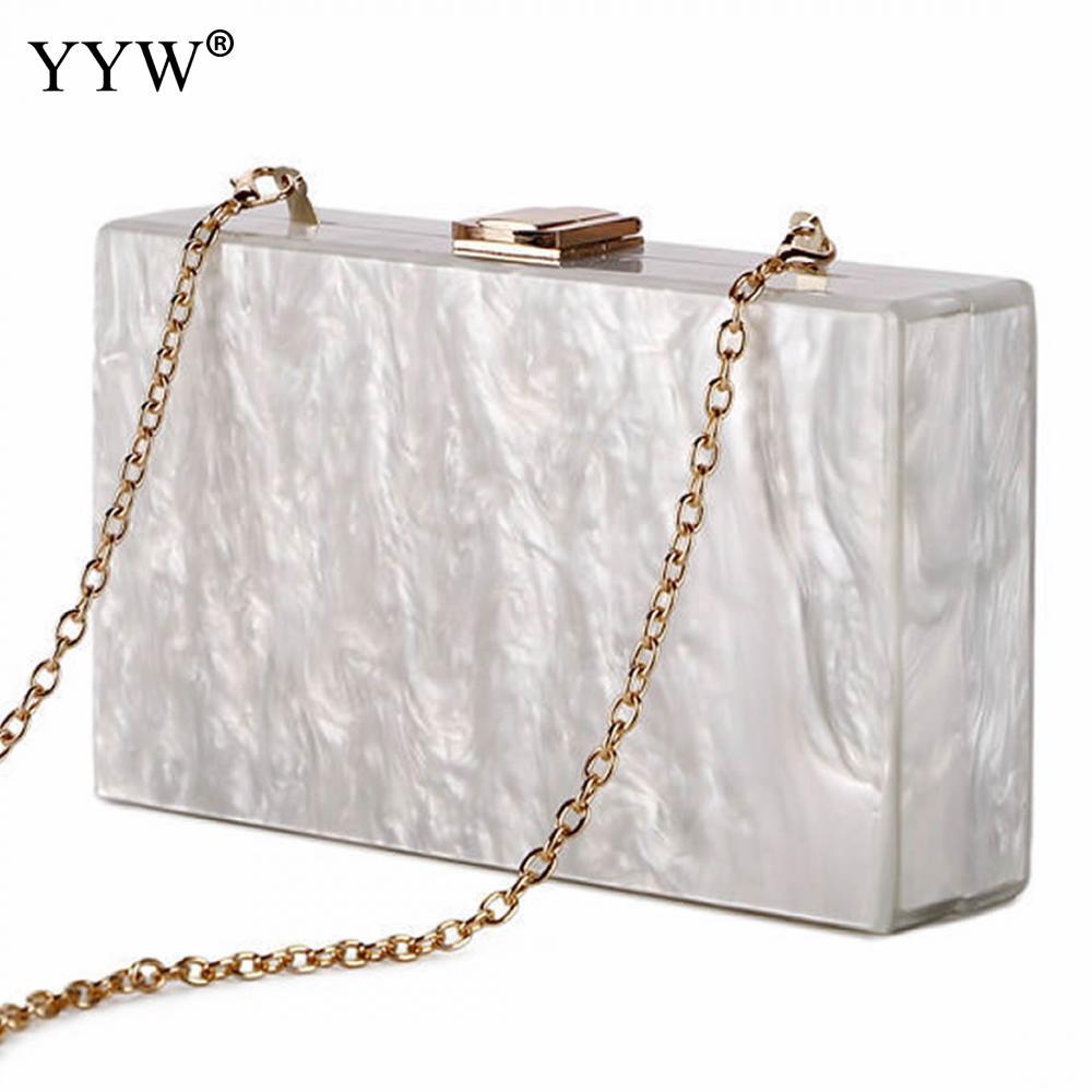 Femme pochette bleu femmes soirée sacs à main soirée sacs à main petits sacs à bandoulière pour femmes 2018 nouveau Designer boîte sacs