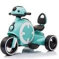 Kleinkind Kinder fahrt auf autos elektrische dreirad für kinder mädchen jungen 1 2 3 5 jahre alt musik licht frühen lehre spielzeug baby geschenk-in Elektroautos für Kinder aus Spielzeug und Hobbys bei