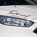 Palabras decoración deporte pegatina para FIAT BRAVO BRAVO, reflexivo pegatinas de coches y calcomanías de vinilo car styling accesorios