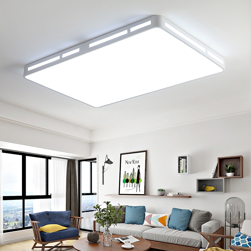 LED Modern Ceiling Lights Square Ultra-thin Home Decoration Indoor Lamps Lighting Fixture for Living Room Bedroom Remote ControlLED Modern Ceiling Lights Square Ultra-thin Home Decoration Indoor Lamps Lighting Fixture for Living Room Bedroom Remote Control