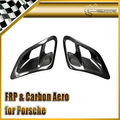 Car-styling For Porsche 2007-2010 997 Turbo & GT2 Turbo Side Carbon Fiber Air Intake Scoops